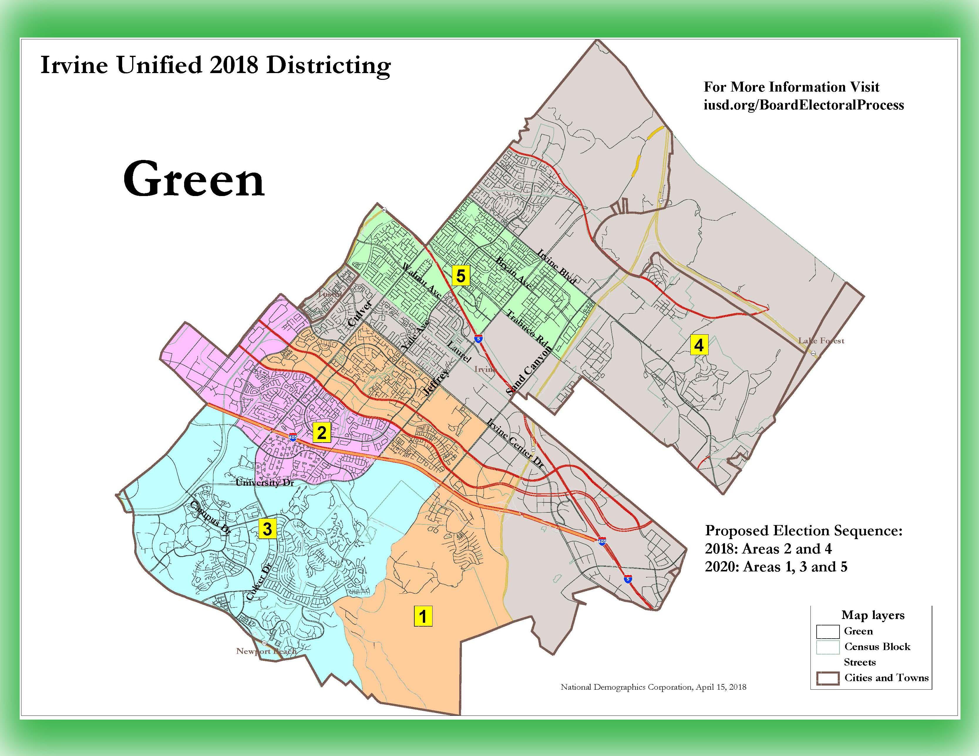 Green Draft Trustee Map