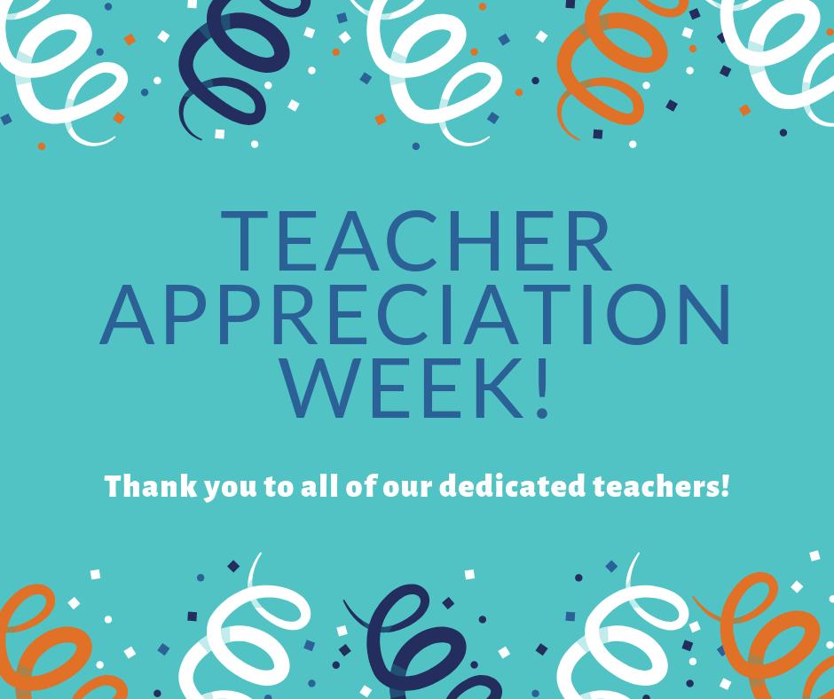 Teacher Appreciation Week Iusd Org
