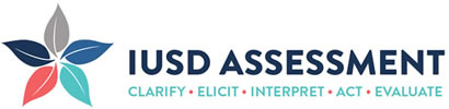 iusd assessment logo