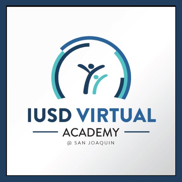 IUSD Virtual Academy Logo