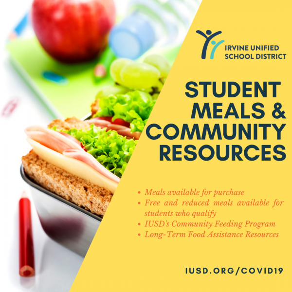Meals and Community Resources Image