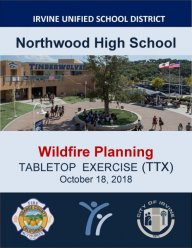 NHS Wildfire Planning Image