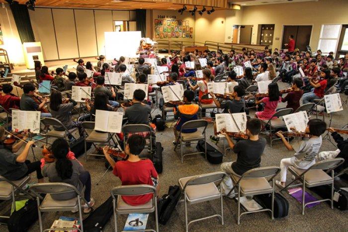 Elementary Instrumental Music | IUSD org