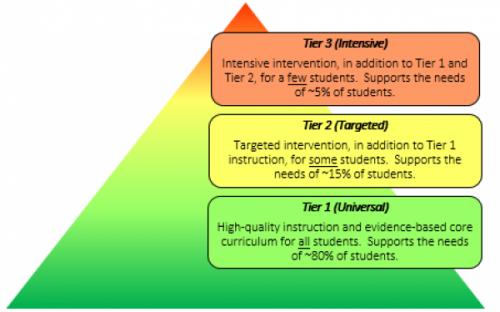مجسم نظام الدعم المتعدد المستويات