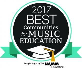 Image of the NAMM Foundation Logo