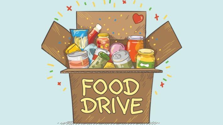 Families Forward Food Drive