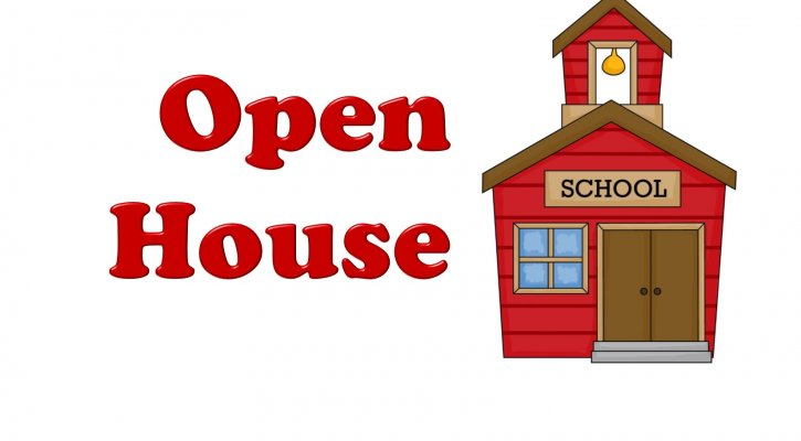 Open House- Middle School (6-8th)