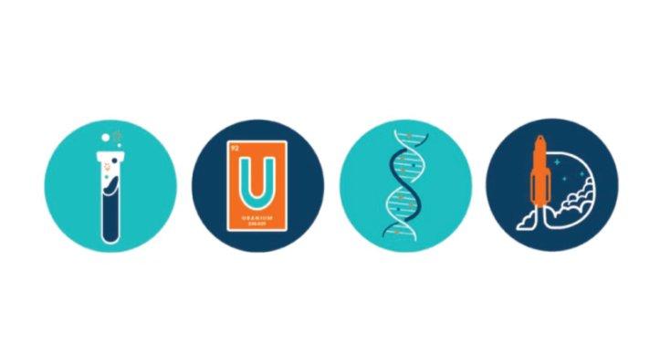 IUSD Stem logo