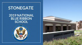 IUSD's Stonegate Elementary is a 2019 National Blue Ribbon School