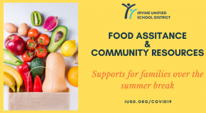 IUSD Food Assistance and Community Resources