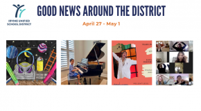 IUSD's Good News Around the District