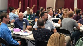 IUSD Teachers at 2019 Professional Learning Day