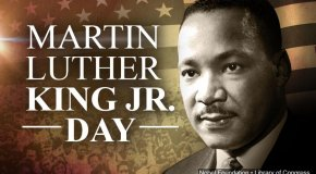 martin luther king graphic