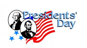 presidents day graphic