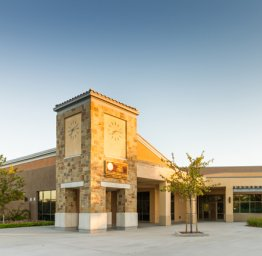 photo of Cypress Village Elementary school