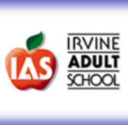 Irvine Adult School Logo