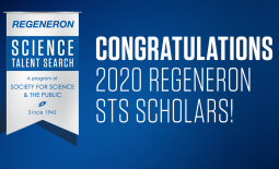Three IUSD Seniors Named Regeneron Science Talent Search Scholars
