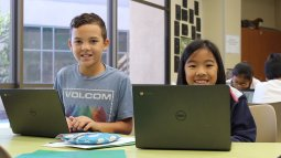 IUSD Students Hour of Code