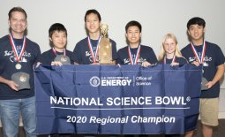 University High Wins Third Straight Science Bowl Title