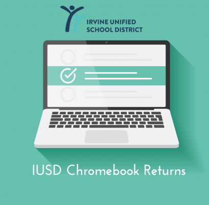 IUSD Chromebook Returns