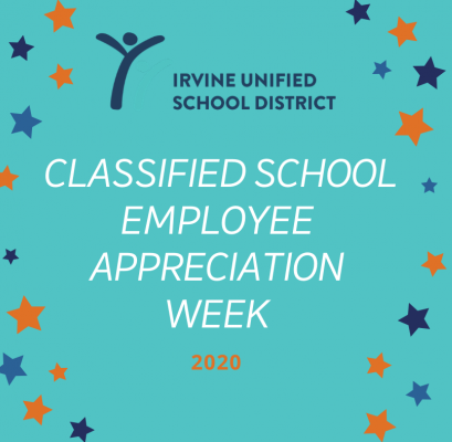 IUSD Classified Employee Week