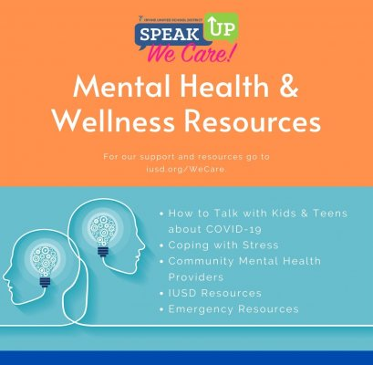 IUSD Mental Health and Wellness
