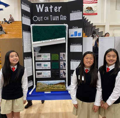 IUSD students at 39th annual Science Fair