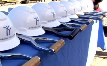 Portola Springs groundbreaking