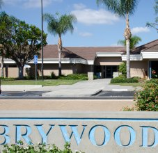 Exterior View of Brywood School