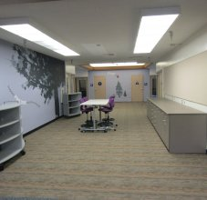 Commons Area with Furniture