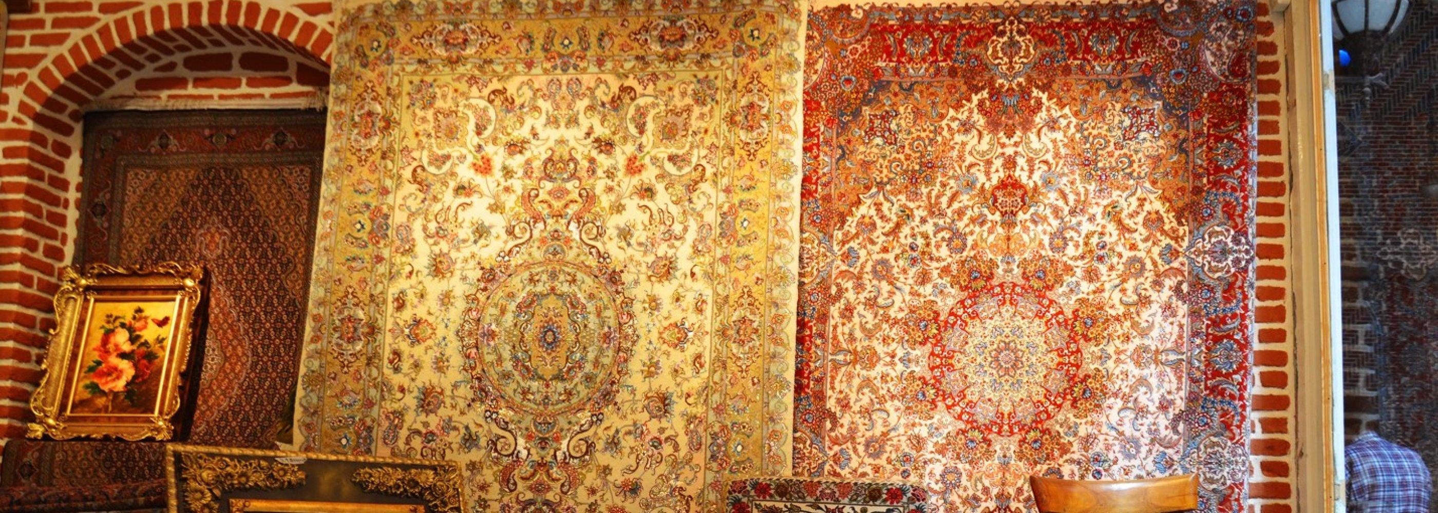 فرش ایرانی، بازار تبریز