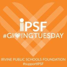 IPSF Giving Tuesday Logo