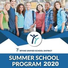 IUSD Summer School Registration for Grades 9-12 Opening Soon
