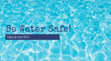 Be Water Safe Image