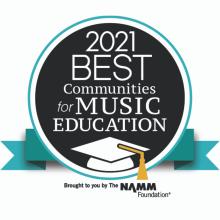NAMM Best Community for Music Education