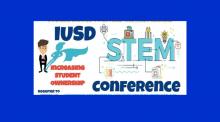 IUSD STEM Conference for teachers graphic 2019