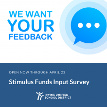 IUSD Stimulus Funds Survey