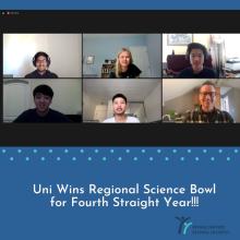 Uni High Science Bowl Team
