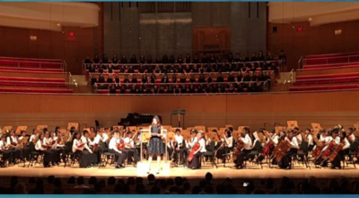 35th annual Donald Bren concert