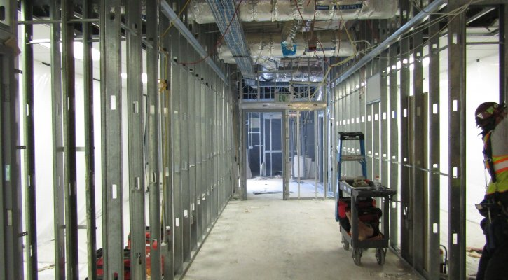 Image of Measure E construction at College Park Elementary School.
