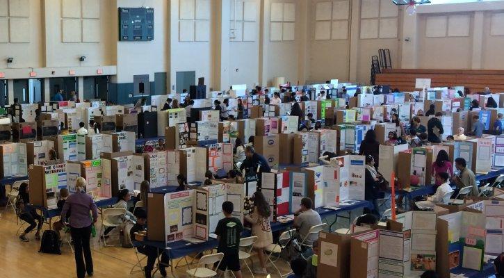 Image of IUSD Science Fair