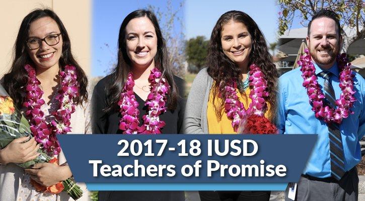 2018 teachers of promise