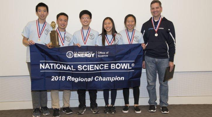 Uni Science Bowl Team