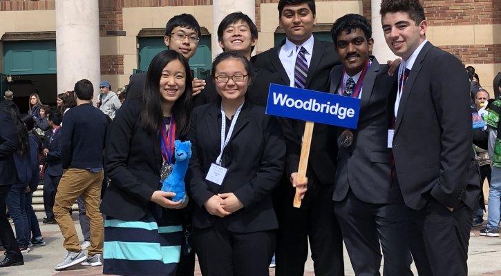 Woodbridge Decathlon Team