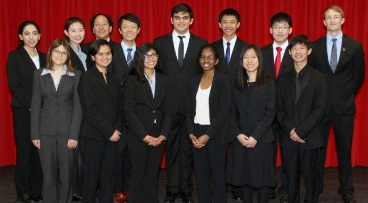 Woodbury Students Earn Top Honors
