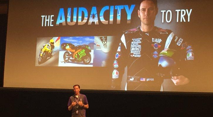 Image of Chip Yates Presentation