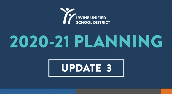 COVID Planning Update 3