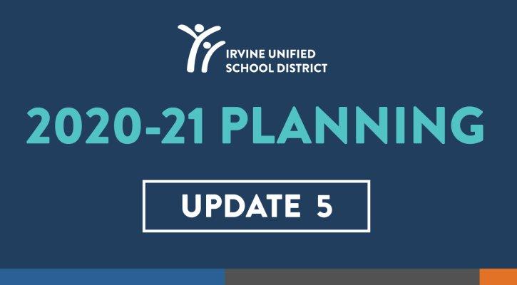 IUSD Planning Update 5