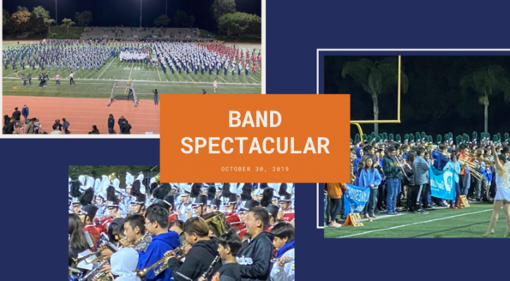 IUSD Band Spectacular 2019
