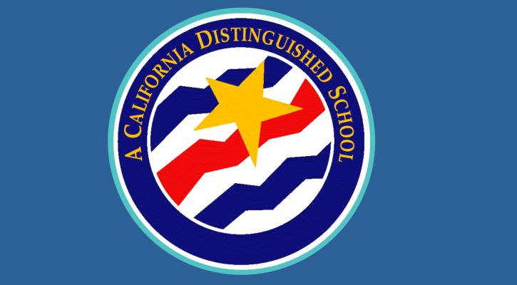 CA Distinguished Schools Logo